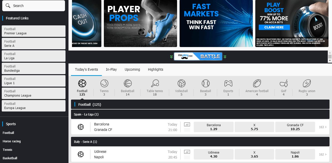 MrPlay Canada desktop app