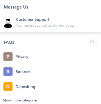 MrPlay canada customer support