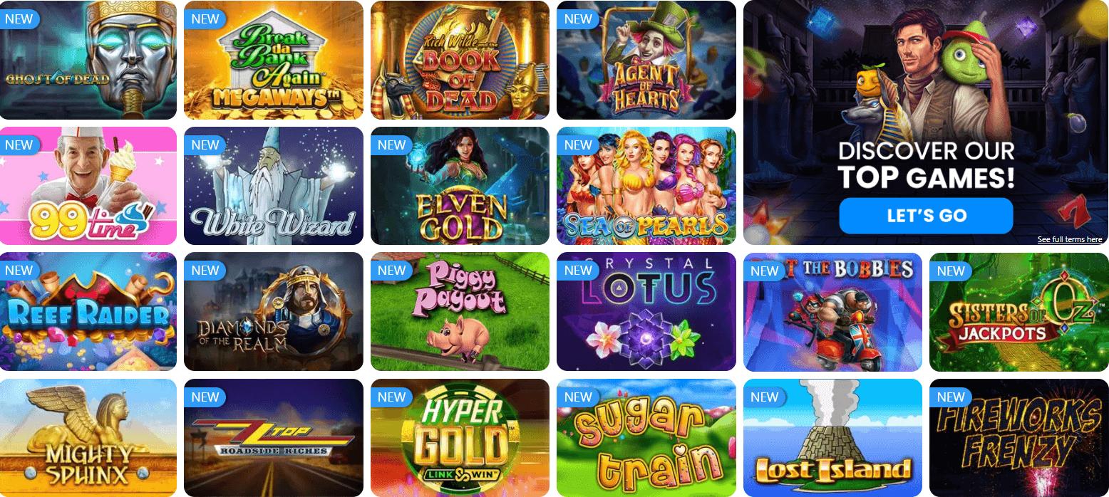 MrPlay casino Canada