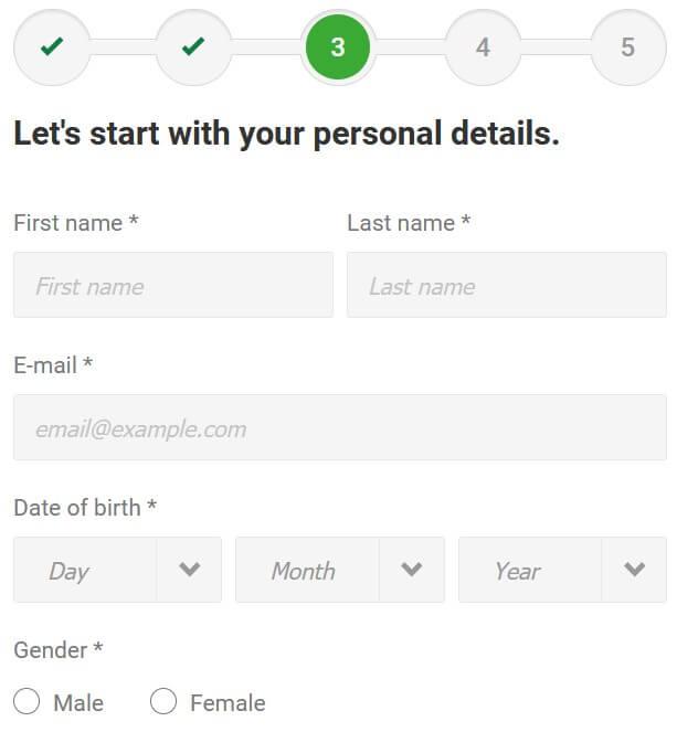 unibet canada registration
